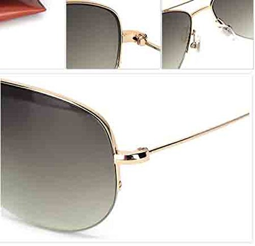Unisexe Men's UV400 De brown Conduite Lunettes Lunettes De Wayfarer Sport Protection Polarisées Soleil ZRZqPrw