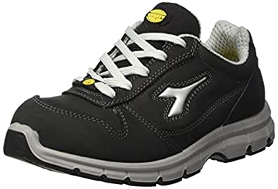 DIADORA PATRIMONIO hombre bajas zapatillas de deporte equipe STONE WASH 12 201.156988 C3129 45 Grigio / blu vj1x6ErEz