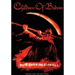 [Children Of Bodom Hate Cloth Fabric Poster Flag] (Youll Large Poster)