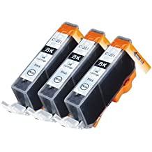 3 Pack Compatible Canon CLI 221 , CLI-221 , CLI221 3 Small Black for use with Canon PIXMA Ip3600, PIXMA Ip4600, PIXMA Ip4700, PIXMA MX860, PIXMA MX870. PIXMA Ip 3600, PIXMA Ip 4600, PIXMA Ip 4700, PIXMA MX 860, PIXMA MX 870.. Ink Cartridges for inkjet printers. © Blake Printing Supply