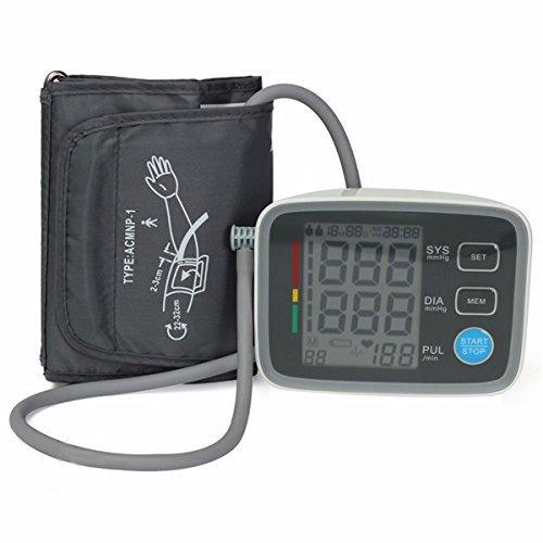 20 opinioni per ELEGIANT Digitale Sfigmomanometro LCD Sfigmomanometro Pressione Sanguigna del