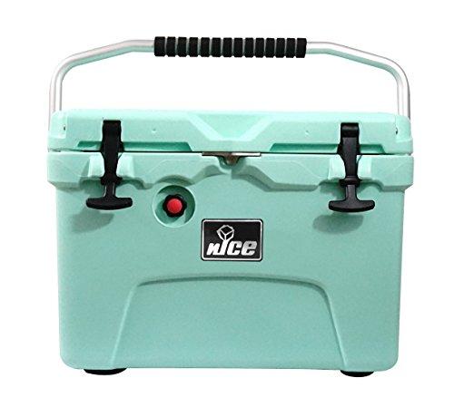 nICE 20 Qt Cooler - Seafoam Green