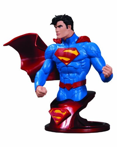 DC Collectibles DC Comics Super-Heroes: Superman (Collectible Bust)