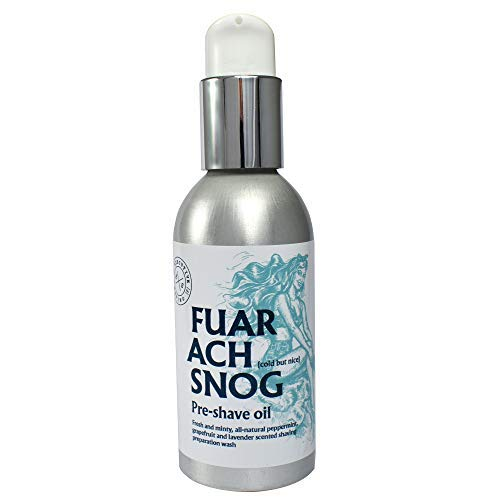 Executive Shaving Fuar ACH Snog Minty Water Soluble Pre-Shave Oil 150ml