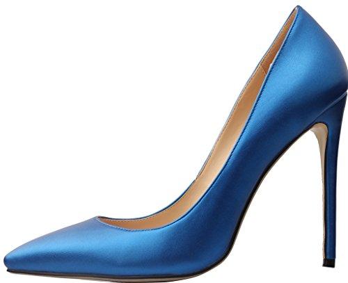 Femme Vaneel Bleu Bleu pour Escarpins Vaflash qwc6tU6nFx