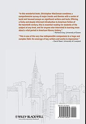 The Twentieth-Century American Fiction Handbook