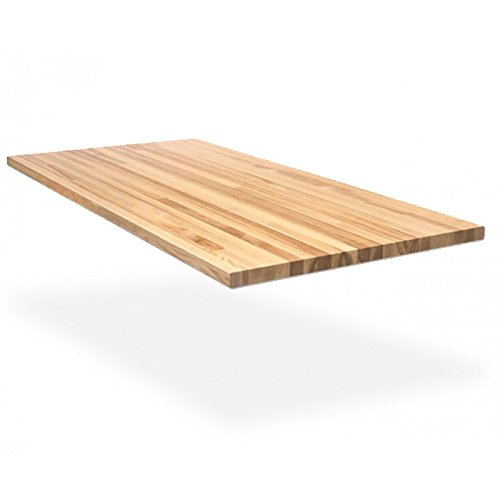 72'' x 24'' x 1-3/4'' Maple Butcher Block 1-3/4'' Thick, 24'' Wide by Wood Welded