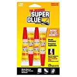 Super Glue Corp/pacer Tech SGH24J, 4 Pack (4-0.07oz/2g, total 0.28oz/8g)