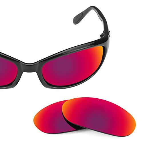Verres de rechange pour Costa Harpoon — Plusieurs options Soleil de Minuit MirrorShield® - Polarisés