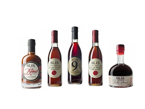 BliS Variety Pack (Bourbon Barrel Mature - Pepper Syrup Shopping Results