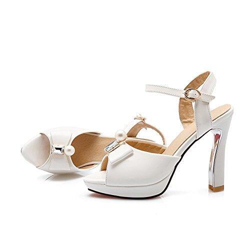 Ballerine white An Donna Bianco 35 gpywd04dqx