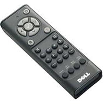 DELL 725-10226 - Mando a Distancia (Botones, Negro, Projector ...
