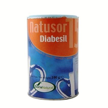 Soria Natural Natusor 15 Diabesil Vitaminas - 100 gr