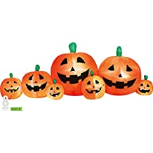 Amscan Inflatable Pumpkin Patch 8'