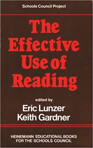 Effective Use of Reading Paperback – 26 Feb 1979