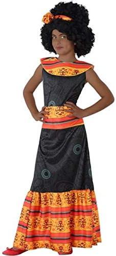 Atosa Disfraz de Africana para niña 10 a 12 años