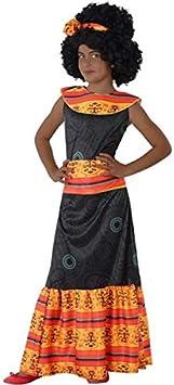 Atosa Disfraz de Africana para niña 7 a 9 años: Amazon.es ...
