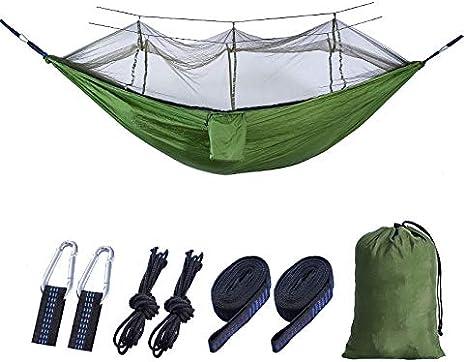 Perfetta per Il Campeggio Robusta e Ultraleggera Tenda da Amaca Amaca 1 thematys Amaca allaperto con zanzariera allaperto e per la Sopravvivenza