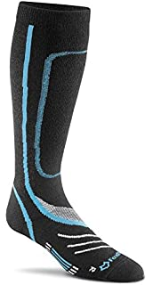 Fox River Mens Peak Series VVS Low Pro Lightweight and Silk Ski Socks