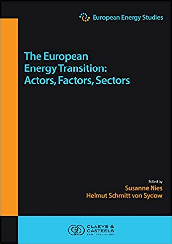 European Energy Studies, Volume 14: The European Energy ...