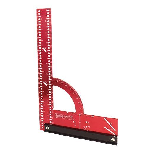Milescraft 8410 MC-Square300 (imperial) - Aluminum Framing and Woodworking Square