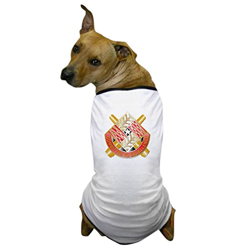 CafePress - DUI - Tank-Automotive And Armaments Command Dog T - Dog T-Shirt, Pet Clothing, Funny Dog - Dui Patch Military