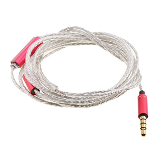 Sharplace 3.5mm Plug Earphone Audio Cable Connector: Amazon.co.uk: Electronics
