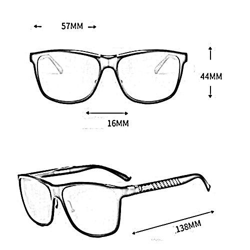 09ca229941 Delicado NAN Gafas de sol Hombre Hipster Retro Driver Drive A Gafas de coche  ( Color