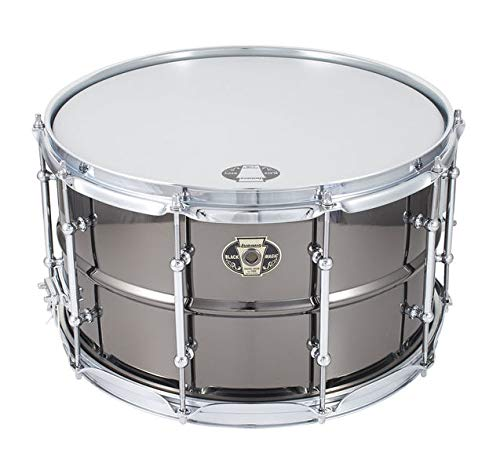 Ludwig 8x14 Black Magic Snare Drum by Ludwig