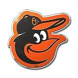 Baltimore Orioles 3D COLOR Chrome Auto Home Emblem Decal Baseball