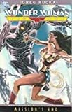 img - for Wonder Woman: Mission's End book / textbook / text book