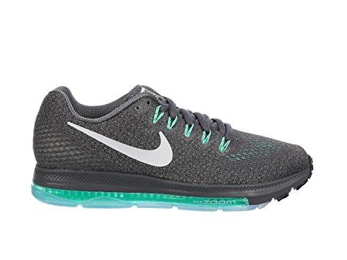 Grøn De 003 Mujer mørkegrå Gris Terrænløb Sort Hvid 878671 Para Nike Zapatillas Glød tSYxc5vwqY