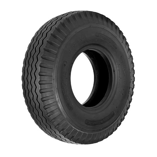 Specialty Tires of America Dyna Trac Industrial Rib- Tread A Construction Vehicle Radial Tire 6.5/110 300M