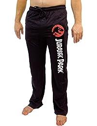 Jurassic Park T-Rex Logo Men's Adult Lounge Pants