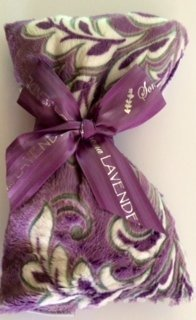 - Violetta Lavender Filled Spa Mask by Sonoma