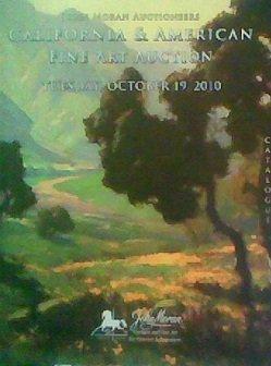 California & American Fine Art Auction (October 19, 2010)