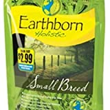 Earthborn Holistic Small Breed Natural Dry Dog Food, 1-Pound, My Pet Supplies