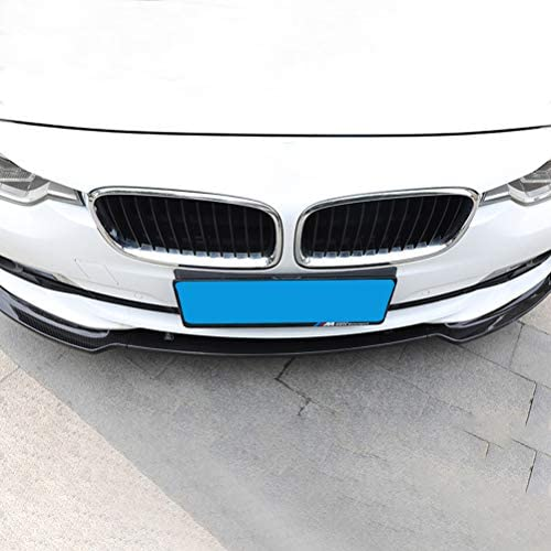 YOUNGERCAR Carbon Fiber Coating Rear Trunk Spoiler Wing Fit 2012-2018 BMW 3 Series F30 F80 M3 V Style
