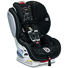 The Advocate ClickTight convertible car seat has the patented ClickTight Installation System, three layers of side impact protection, Click & Safe Snug Harness Indicator, and SafeCell Impact Protection for peace of mind while you're on th...