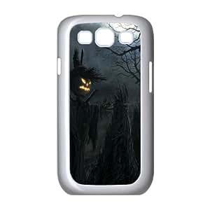 Dark Raven Scarecrow Halloween Samsung Galaxy S3 9300 Cell Phone Case White phone component RT_394510