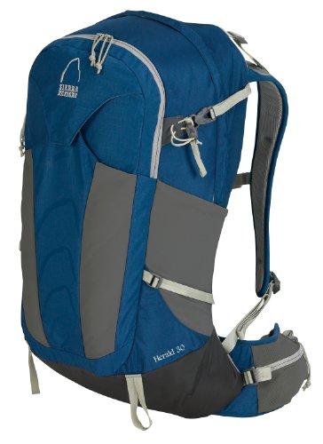Sierra Designs Herald 30 Backpack (True Blue, Medium/Large), Outdoor Stuffs
