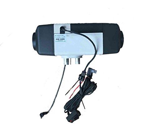 2kw 12V 24V Diesel Gasoline Air Parking Heater (12V, Gasoline, knob)