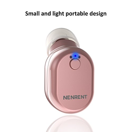 NENRENT S610 Bluetooth Earbud, Smallest Mini V4.1 Wireless B