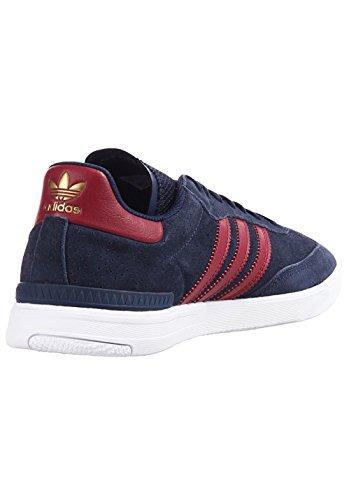 adidas Samba ADV, Zapatillas de Skateboarding Unisex Adulto, Azul (Maruni/Buruni/Ftwbla 000), 46 2/3 EU