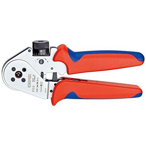 KNIPEX(クニペックス)9752-63 圧着ペンチ B07D1LSY31
