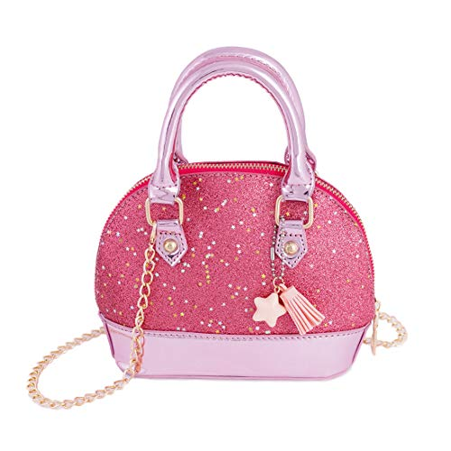 RockPanda Princess Little Girls Purses Satchel Crossbody