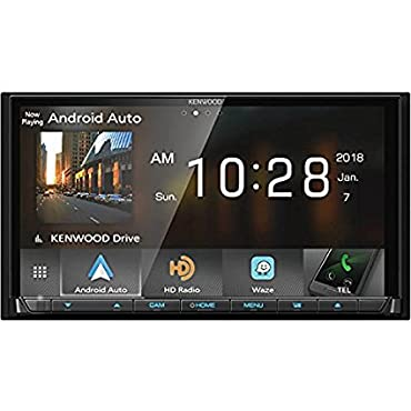 Kenwood DDX9705S Double DIN DVD Receiver with Bluetooth