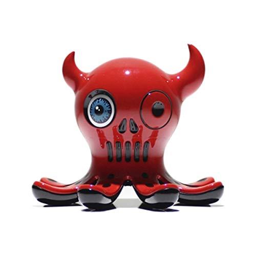 devil head keychain - 6