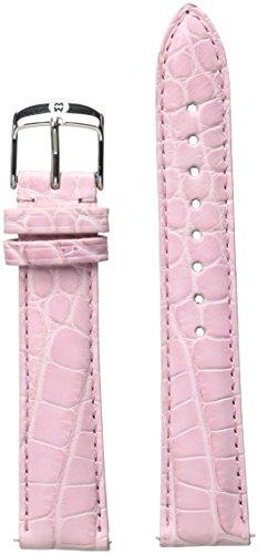 Pink Alligator Strap - 5