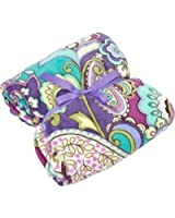 Vera Bradley Throw Blanket / Heather